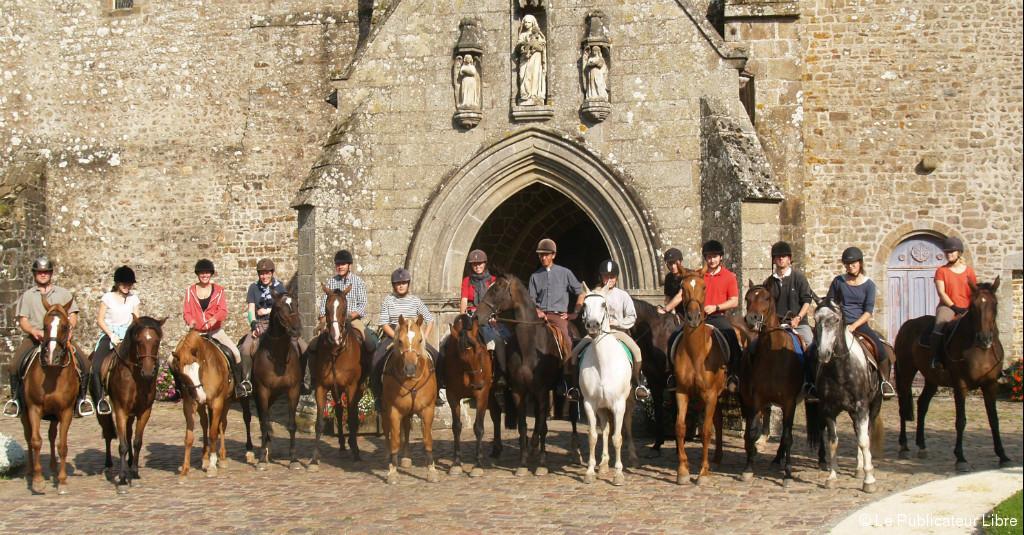 Pèlerinage sur les routes du Mont (Lonlaye l'abbaye)