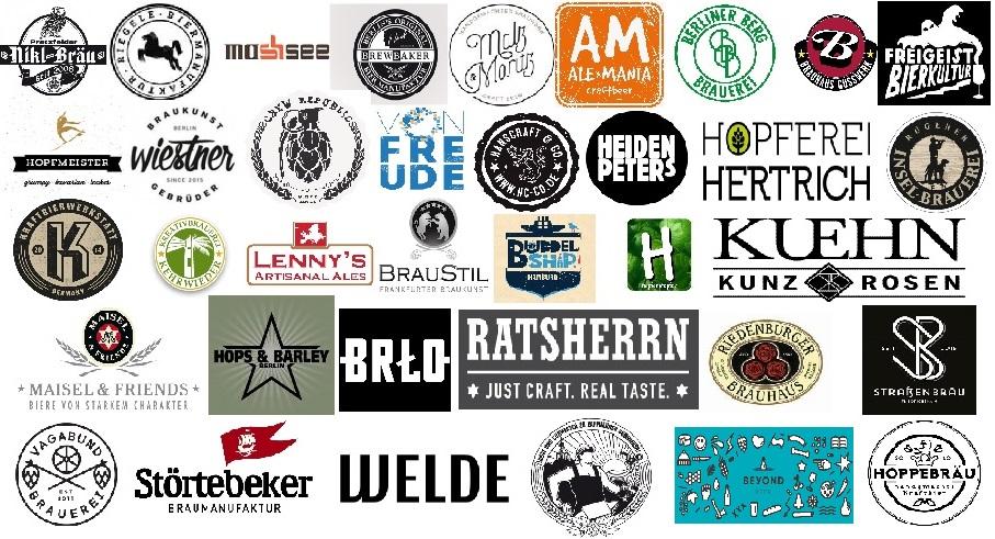 Craftbeer,Kreativbier,Craftbier,Brauereien