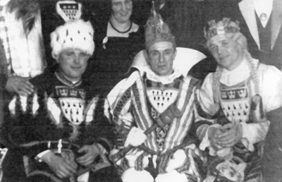 Bauer (H. Ropertz), Prinz Matthias I (Haas), Jungfrau (Jak. Kippels)