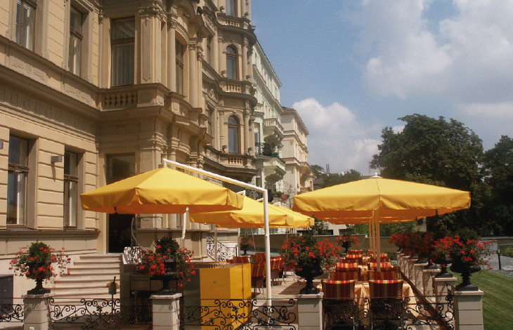 Le palais hotel best hotel in prague top hotels in for 5 star hotels in prague