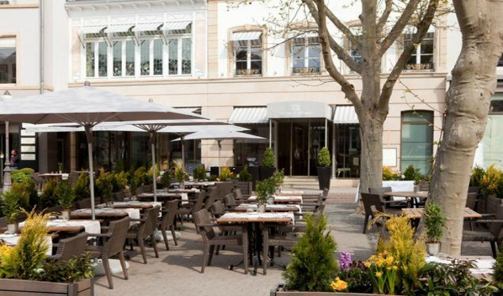 Le Place D Armes Hotel Best In Luxembourg Top Hotels Luxury 5 Star European Finest The Europe