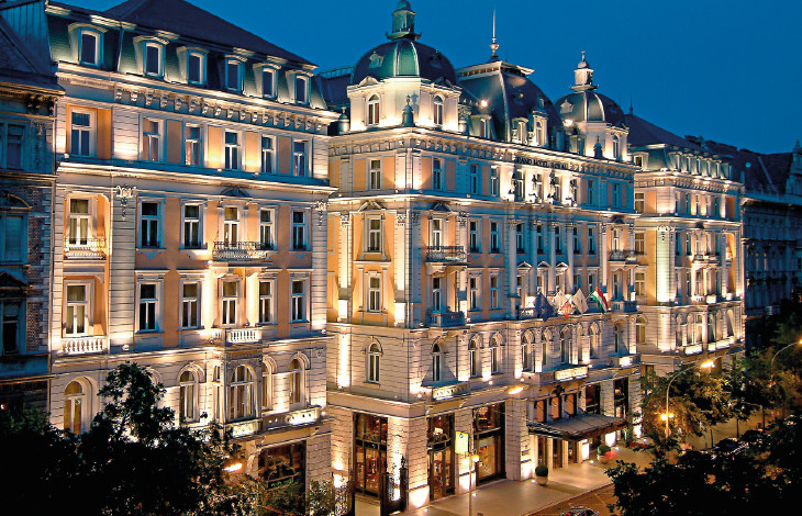 Corinthia hotel budapest best hotel in budapest top for Top design hotels europa