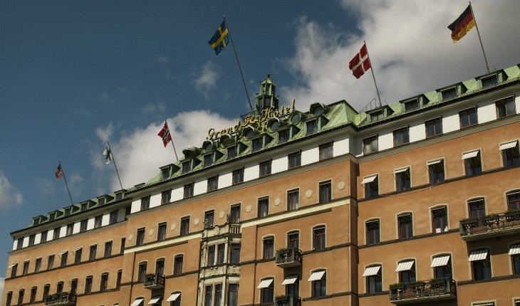 The Grand Hotel Best In Stockholm Top Hotels Sweden
