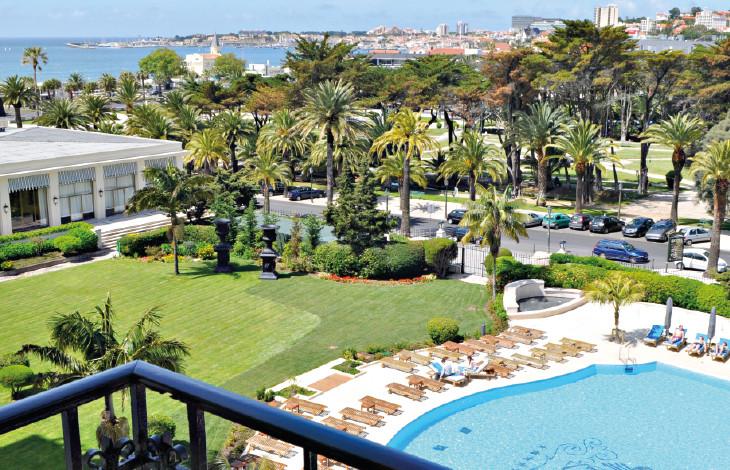 pal cio estoril hotel best hotel in estoril top hotels in portugal luxury 5 star hotel. Black Bedroom Furniture Sets. Home Design Ideas
