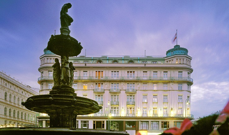 Hotel bristol vienna best hotel in vienna top hotels for Luxury hotels austria