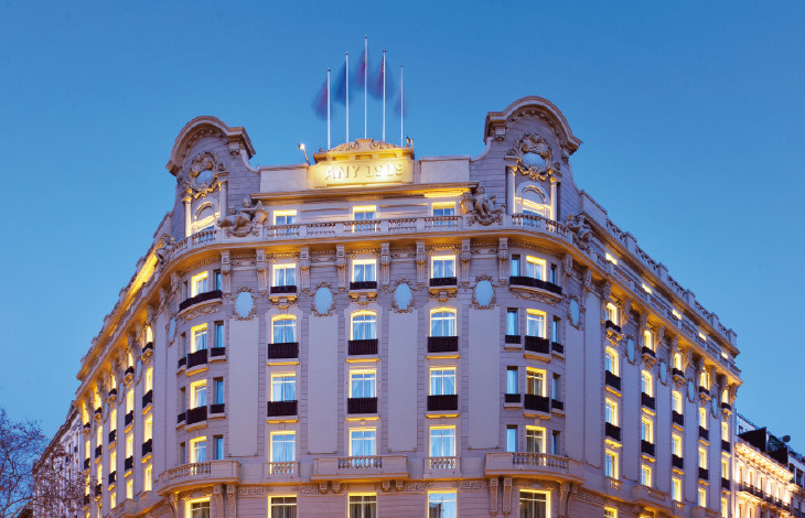 El palace hotel best hotel in barcelona top hotels in for Top design hotels europa