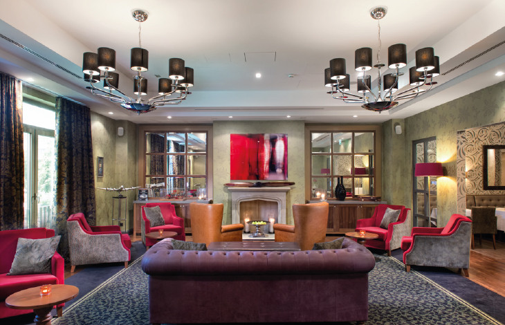 East Hotel Hamburg Terrace Suite