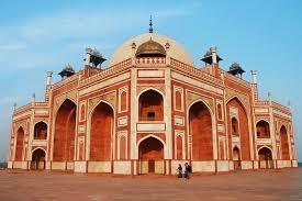Delhi - Humaun Tomb