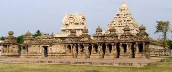Kanchipuram - eine Tempel-Stadt