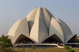 Delhi Lotus Tempel