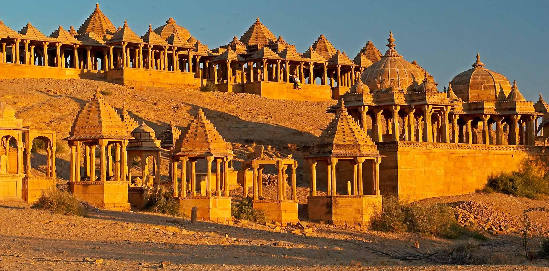 Bada-Bagh Jaisalmer