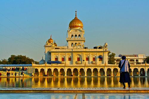 Delhi - Bangla Sahib Gurudwara