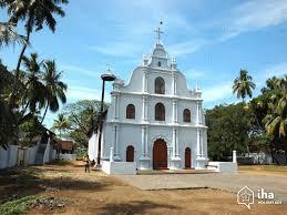 Portugisische Kirche in Cochin