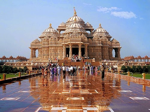 Delhi Akshadham Temple
