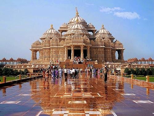 Delhi - Akshadham Tempel