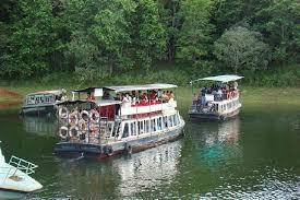 Bootsfahrt Periyar