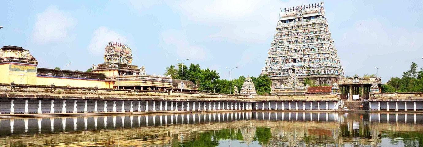 Chidambaram Thillai Nataraja Tempel