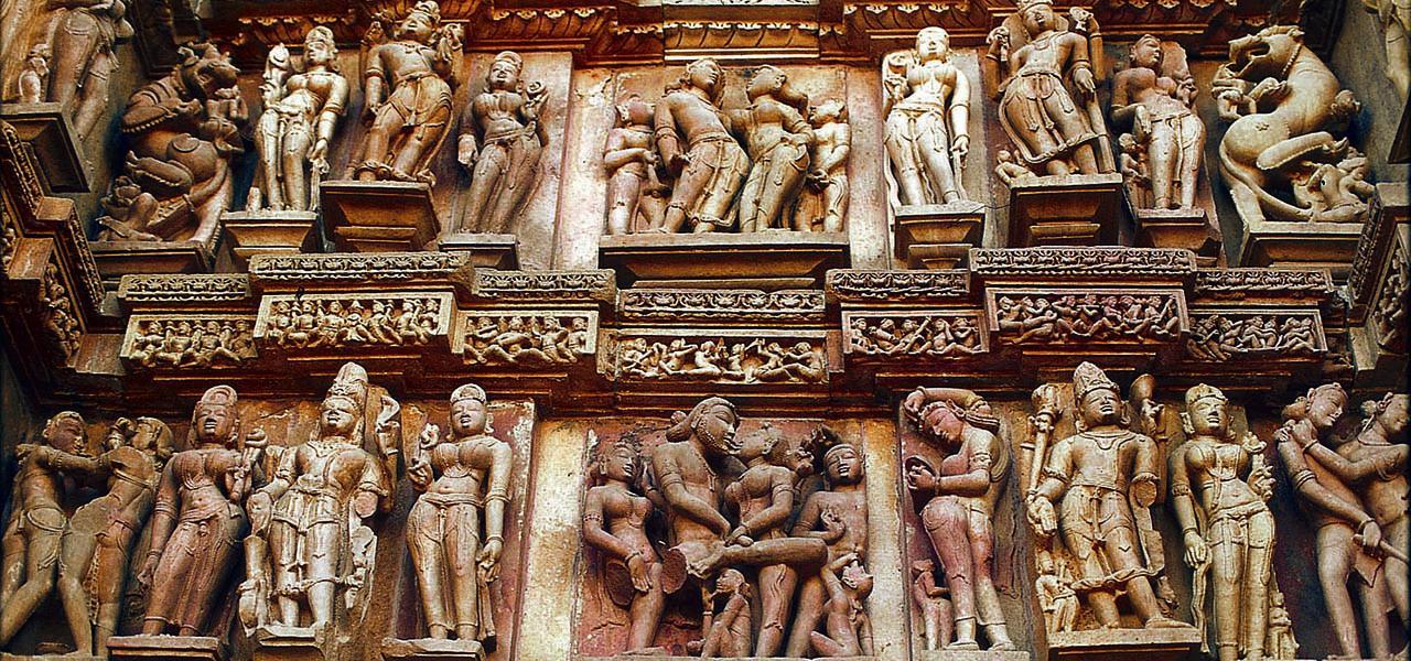 Tempel von Khajuraho