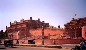 Lalgarh Fort Bikaner