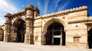 Ahamedabad Jama Moschee