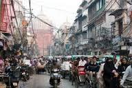 Delhi Altstadt