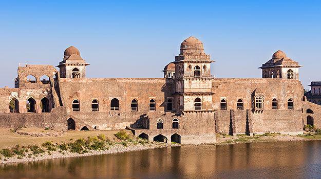 Jahaz Mahal Majestic Mandu