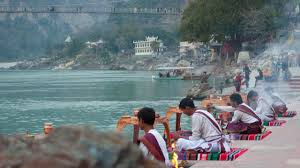 Aaarti am Ganges