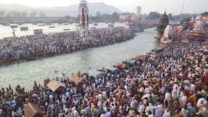 Haridwar am Ganges