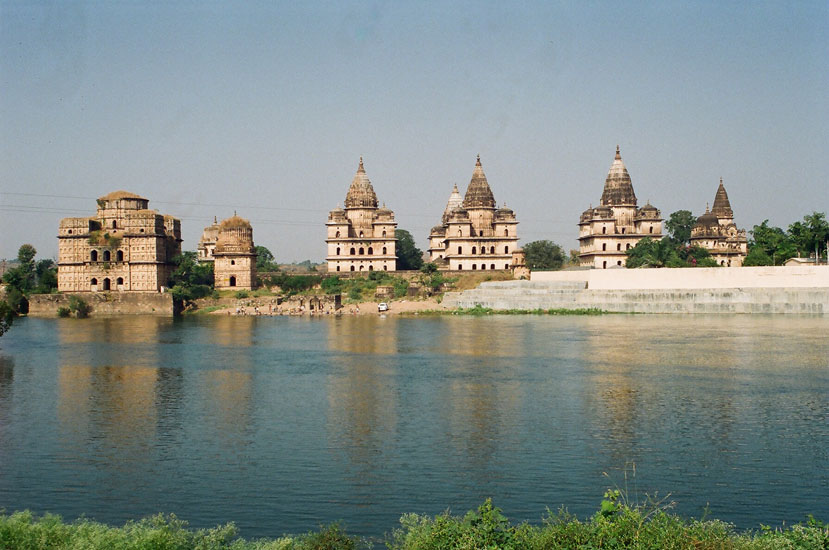 Ram Raja Tempel Orchha