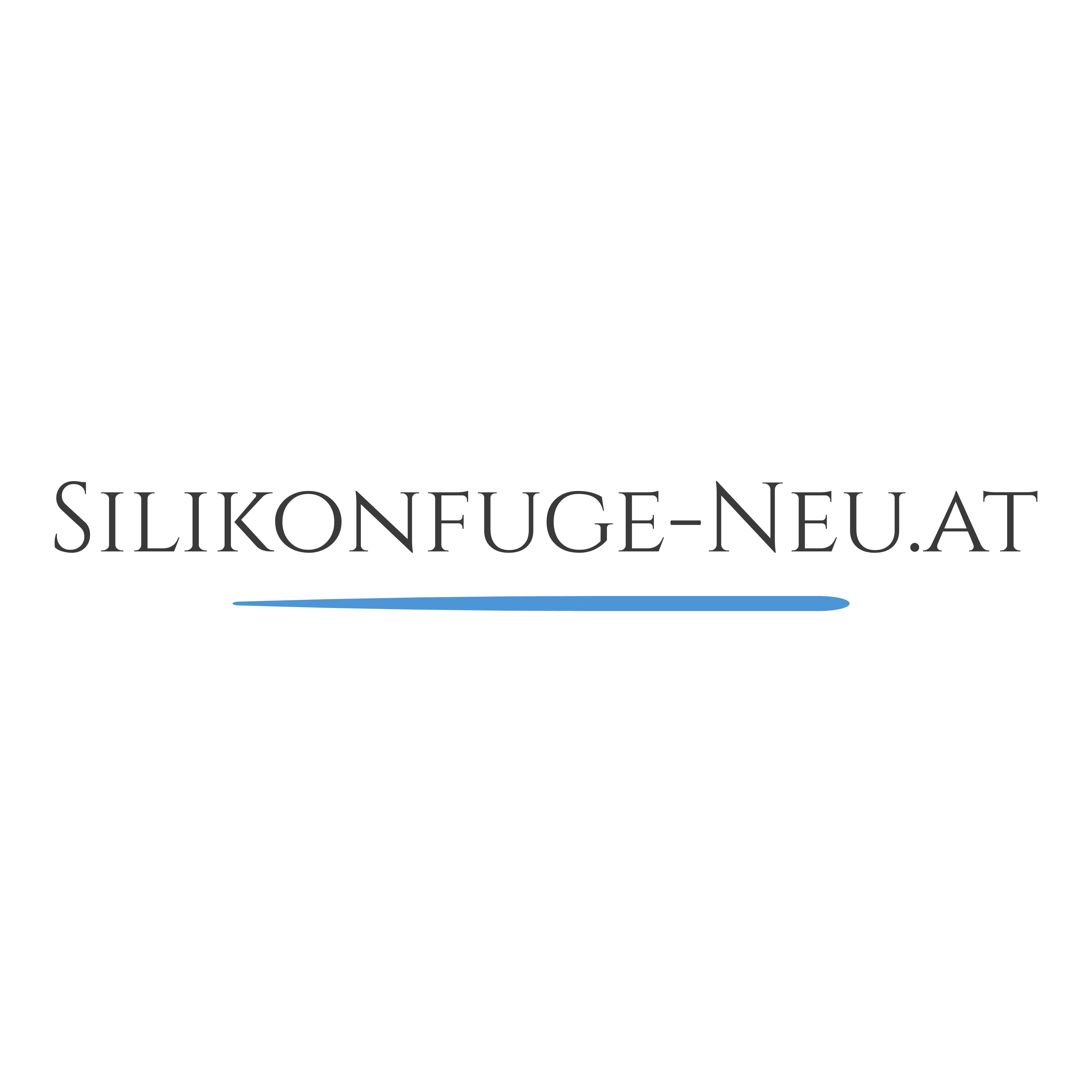 Silikon erneuern