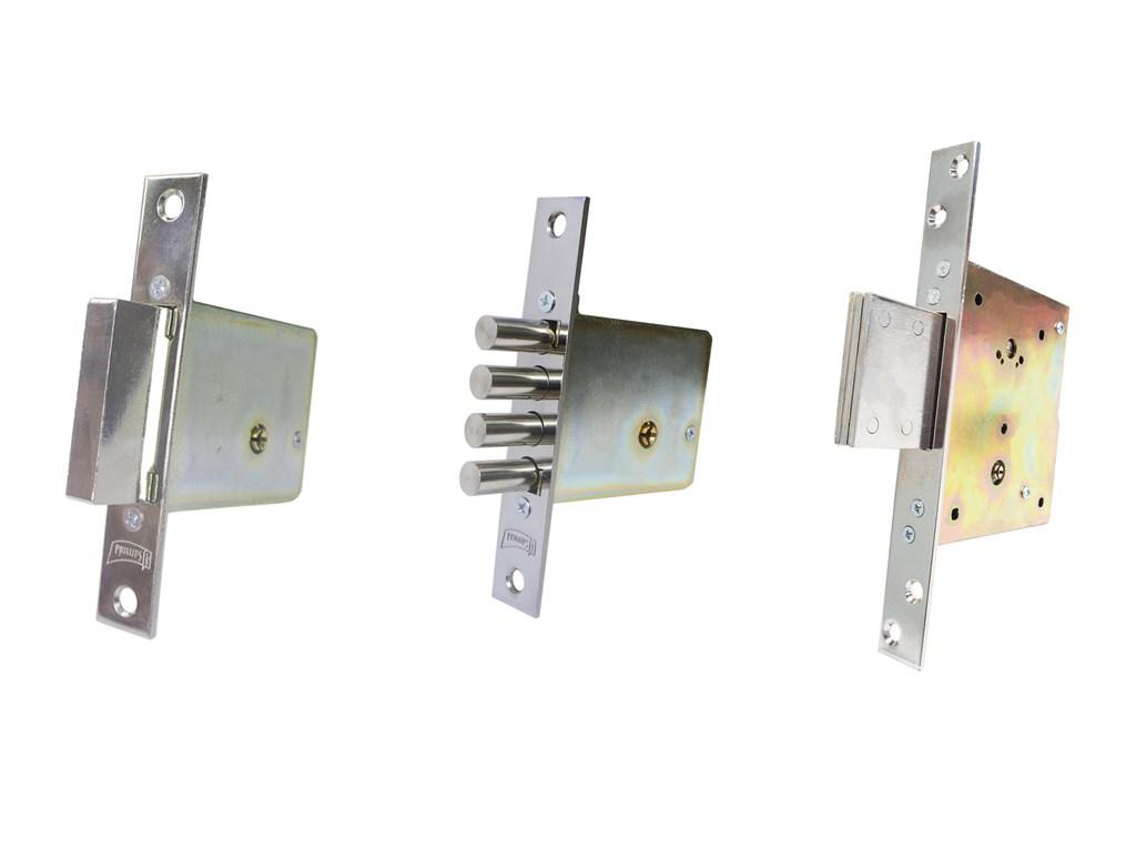 Cerradura extra para tus puertas que brinda una mayor seguridad para tu hogar o negocio.