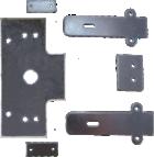 Kit de cuñas 2000V / F2000V