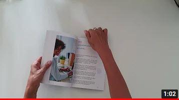 """Blick ins Buch """"19 knackige Marketing Tipps für Heilpraktiker"""" von Dagmar Heib"""