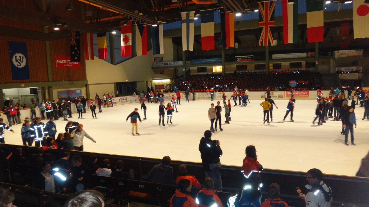 Eissporthalle Oberstdorf