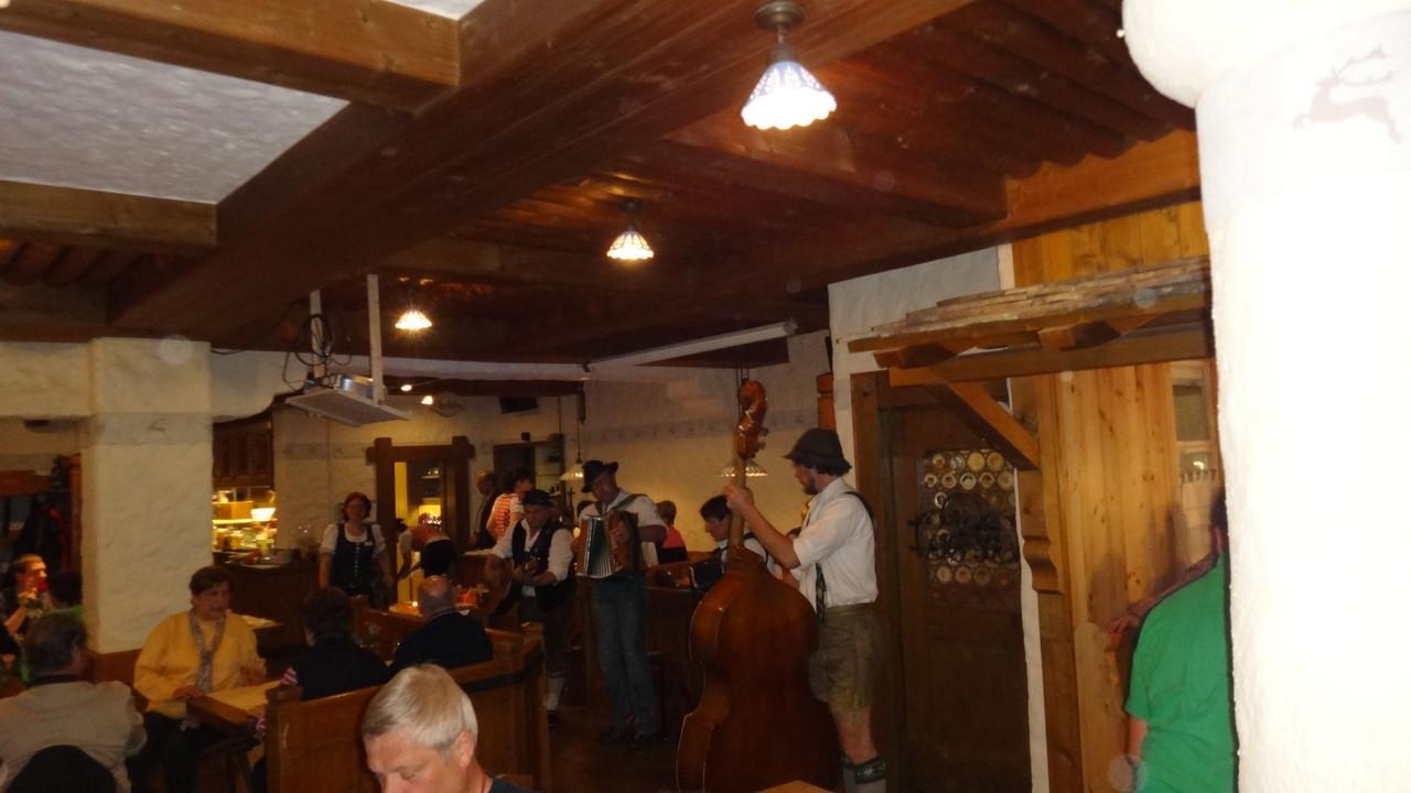 Live Musik in einer Gaststätte