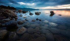 バイカル湖 わたしは夏のバイカルしかいったことがありません!