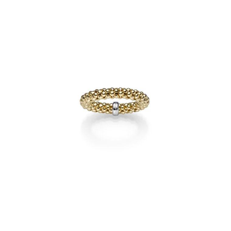 585er Gelbgold, Ring elastisch, Art: 7814, UVP: 250 €