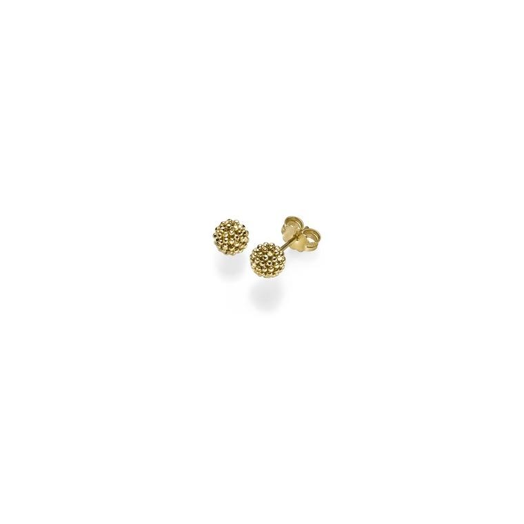 585er Gelbgold, Ohrstecker 6mm, Art: 7821, UVP: 168 €