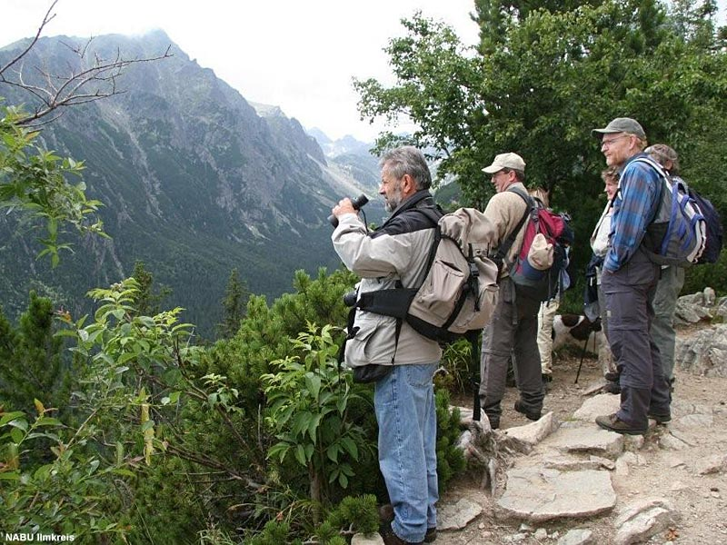 2005: Nationalpark Hohe Tatra (Slowakei)