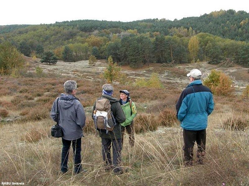 2012: Naturschutzgebiet Zehdener Heide im Unteren Odertal (Polen)