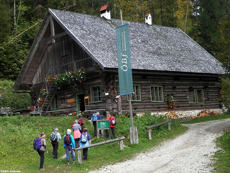 2015: Nationalpark Kalkalpen (Österreich)