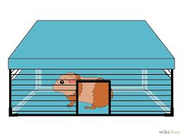 So wollen Meerschweinchen nicht leben. Ein schöner Holzbau mit Plexiglas vorne und ausreichend Platz wünschen wir uns.
