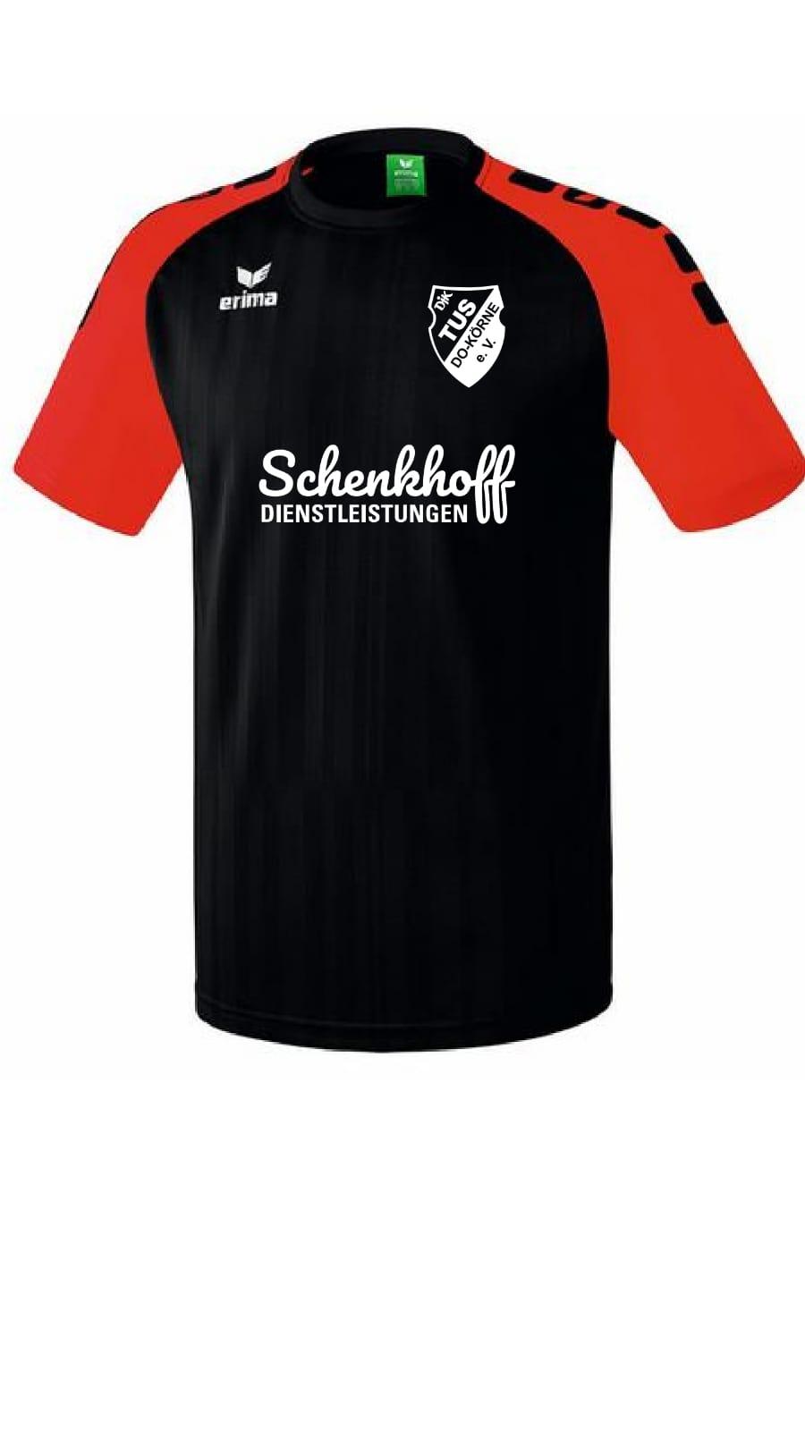 Schenkhoff-Dienstleistungen wünscht der Fußballjugend TUS Körne G2 viel Spaß mit den neuen Trikots