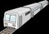 U-Bahn Symbol. Zur Verdeutlichung der Anfahrtsmöglichkeiten für Menschen mit Beeinträchtigung.