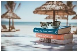 Strand als Symbol für Work-Life-Balance