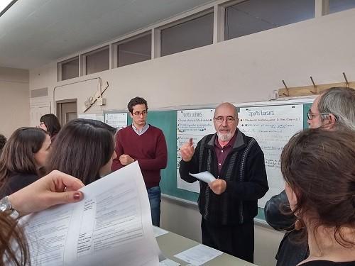 Présentation du projet de développement de la coopérative La Fraternité michelloise