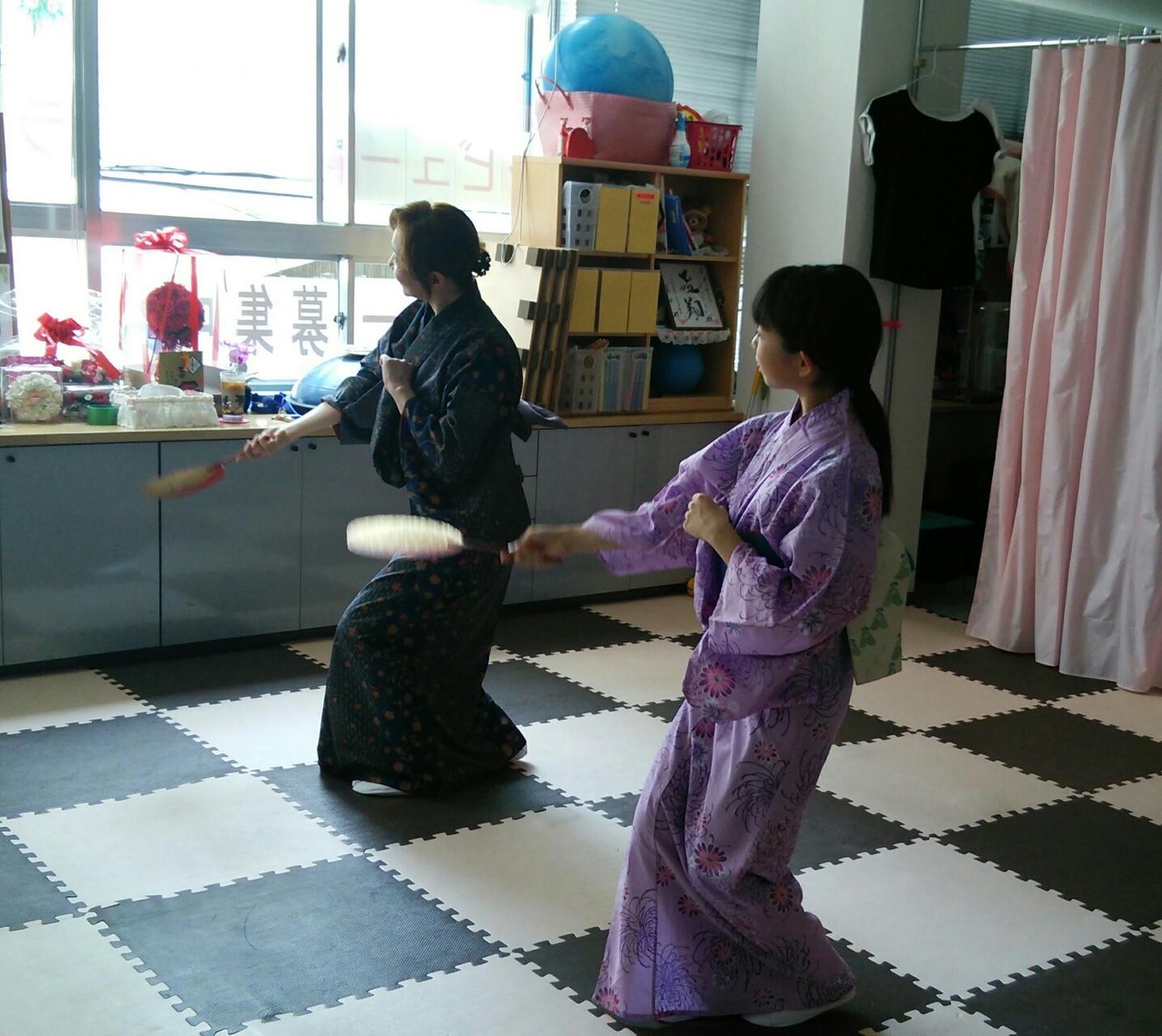 新舞踊クラス