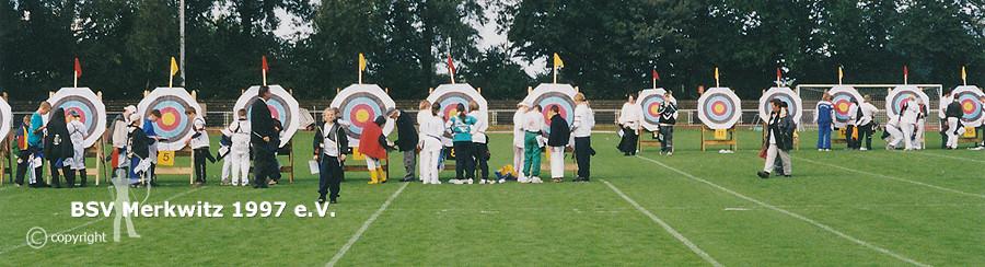 Foto - DM-Jugend in Krefeld 2001 - BSV Merkwitz 1997 e.V.