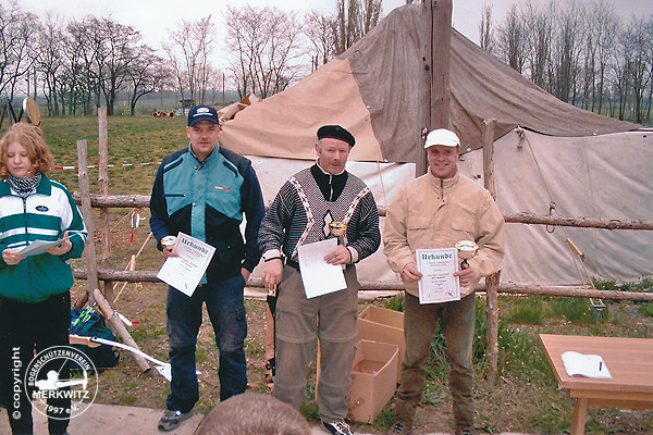 1. Heide-Wald-Pokal am 24.04.2004 in Merkwitz