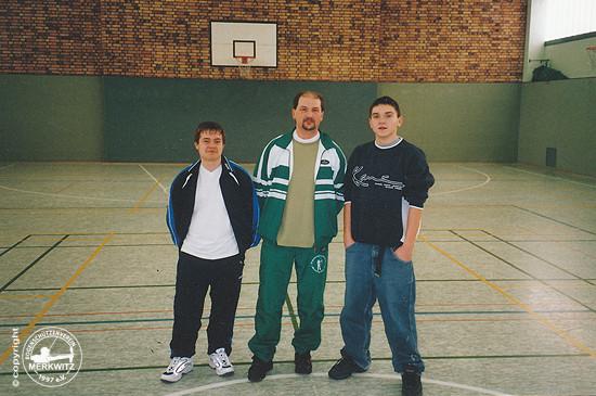 24 Stunden-Turnier am 01./ 02.02.2003 in Halle-Neustadt